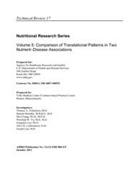 Comparison of Translational Patterns in ... by D, Moorthy