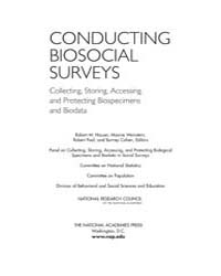 Conducting Biosocial Surveys : Colleting... by Hauser, Robert, M.
