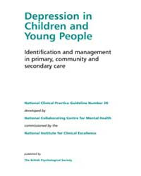 Depression in Children and Young People ... by National Collaborating Centre for Mental Health Uk