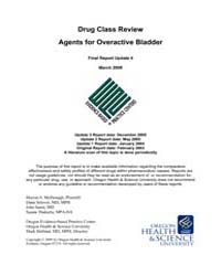 Drug Class Review Agents for Overactive ... by Santa, John