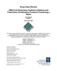 Drug Class Review Hmg-coa Reductase Inhi... by Haney, Elizabeth