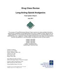 Drug Class Review Long-acting Opioid Ana... by Carson, Susan