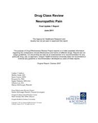 Drug Class Review Neuropathic Pain : Fin... by Selph, Shelley