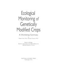 Ecological Monitoring of Genetically Mod... by Pool, Robert