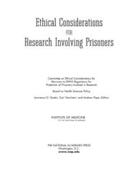 Ethical Considerations for Research Invo... by Gostin, Lawrence, O.
