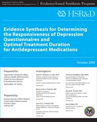 Evidence Synthesis for Determining the R... by Jr, Williams, Jw
