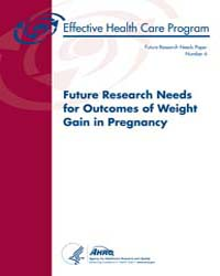 Future Research Needs for Outcomes of We... by Jn, McKoy
