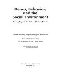 Genes, Behavior, and the Social Environm... by Lm, Hernandez