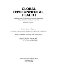 Global Environmental Health: Research Ga... by National Academies Press (US)