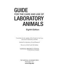 Guide for the Care and Use of Laboratory... by National Academies Press US