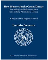 How Tobacco Smoke Causes Disease: the Bi... by Centers for Disease Control and Prevention (US)