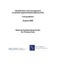 Identification and Management of Familia... by National Collaborating Centre for Primary Care Uk