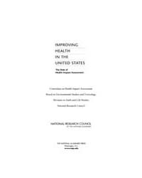 Improving Health in the United States: t... by National Academies Press (US)