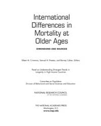 International Differences in Mortality a... by Em, Crimmins