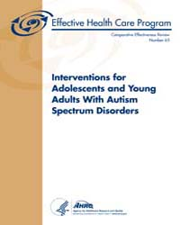 Interventions for Adolescents and Young ... by J, Lounds, Taylor