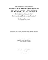 Learning What Works : Infrastructure Req... by National Academies Press US