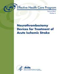 Neurothrombectomy Devices for Treatment ... by Ja, Col