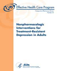 Nonpharmacologic Interventions for Treat... by Gaynes, Bradley, N