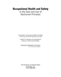Occupational Health and Safety in the Ca... by National Academies Press US