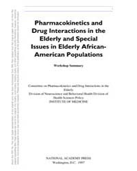 Pharmacokinetics and Drug Interactions i... by National Academies Press (US)