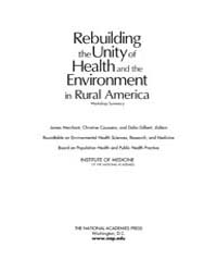 Rebuilding the Unity of Health and the E... by Merchant, James