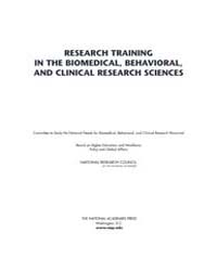 Research Training in the Biomedical, Beh... by National Academies Press US
