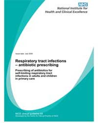 Respiratory Tract Infections – Antibioti... by National Institute for Health and Clinical Excelle...