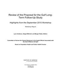 Review of the Proposal for the Gulf Long... by Goldman, Lynn
