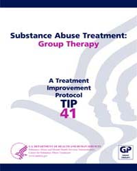 Substance Abuse Treatment : Group Therap... by Substance Abuse and Mental Health Services Adminis...