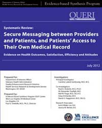 Systematic Review: Secure Messaging Betw... by National Center for Biotechnology Information