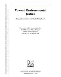 Toward Environmental Justice: Research, ... by National Academies Press (US)