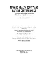 Toward Health Equity and Patient-centere... by National Academies Press US
