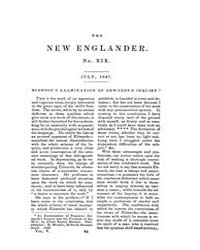 New Englander and Yale Review : Volume 0... by Kingsley, W. L.