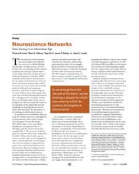 Plos Biology : Neuroscience Networks, Vo... by Insel, Thomas R.