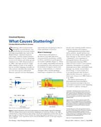Plos Biology : What Causes Stuttering, V... by Büchel, Christian