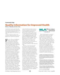 Plos Biology : Quality Information for I... by Thibodeau, Patricia L.