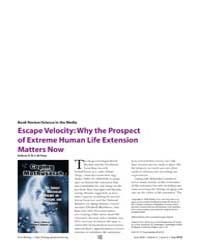 Plos Biology : Escape Velocity ; Why the... by Grey, Aubrey D. N. J. De