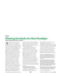 Plos Biology : Planting the Seeds of a N... by Matzke, Marjori A.