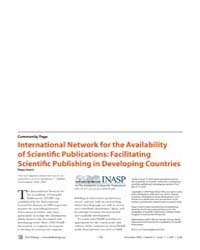 Plos Biology : International Network for... by Smart, Pippa