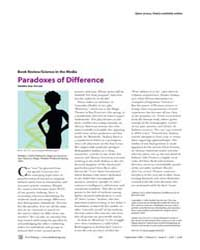 Plos Biology : Paradoxes of Difference, ... by Lee Sandra Soo-jin