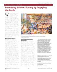 Plos Biology : Promoting Science Literac... by Liem, Anna