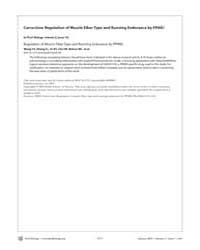 Plos Biology : Correction ; Regulation o... by Zhang Cl, Wang Yx