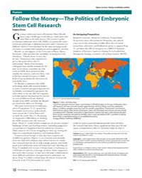Plos Biology : Follow the Money—the Poli... by Russo, Eugene