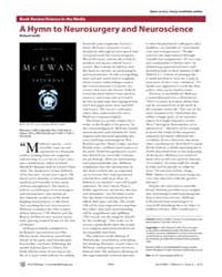 Plos Biology : a Hymn to Neurosurgery an... by Smith, Richard