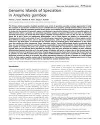 Plos Biology : Genomic Islands of Specia... by Barton, Nick