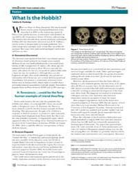 Plos Biology : What is the Hobbit, Volum... by Powledge, Tabitha M.