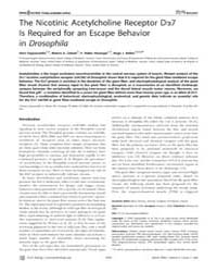 Plos Biology : the Nicotinic Acetylcholi... by Dickson, Barry