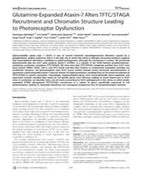 Plos Biology : Glutamine-expanded Ataxin... by Kadonaga, Jim