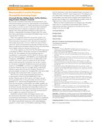 Plos Biology : Neuromedin U and Its Puta... by Melcher, Christoph