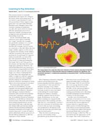 Plos Biology : Learning to Pay Attention... by Jones, Rachel
